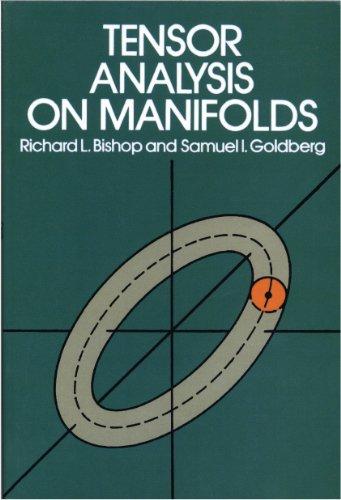 Tensor Analysis on Manifolds (Dover Books on Mathematics) (Churchill Bundle)