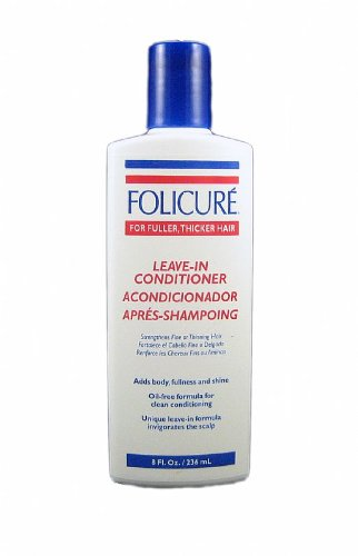 Folicure Leave in Conditioner 8 Oz. (3 Pack)