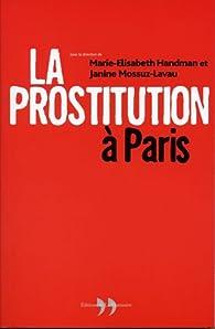 La prostitution à Paris par Marie-Elisabeth Handman