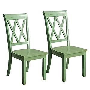 41RM6OK38tL._SS300_ Coastal Dining Accent Chairs & Beach Dining Accent Chairs