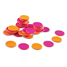 Learning Resources Brights 2-Color Counters