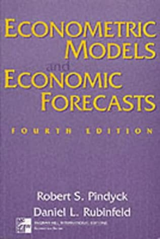 econometric models and economic forecasts robert s pindyck daniel rh amazon com Microeconomics Pindyck 7th Edition Microeconomics Pindyck PDF