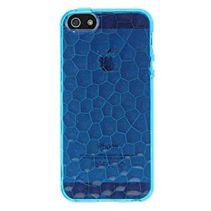 ZL Water Cube Print Protective Case for iPhone 5 (Assorted Color) , Gray