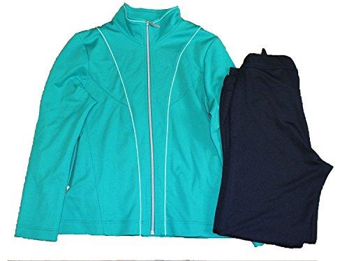 Schneider Sportswear Men's Ginger Suit, green / blue, 52/s by Schneider Sportswear