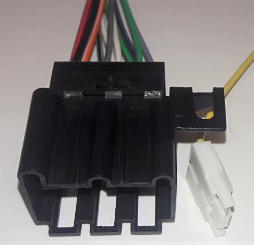 Amazon.com: Wire Harness for Installing a New Radio into a Pontiac, Firebird,  1978, 1979, 1980, 1981: Car Electronics | 1980 Trans Am Wiring Harness |  | Amazon.com