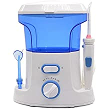 Water Flosser, ETTG Portable Water Flosser With Seven Multifunctional Tips For Teeth,Ten Water Pressure Settings Suitable For All Families