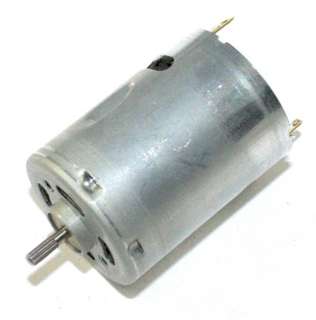 - 24 Volt Carbon Brush DC Motor