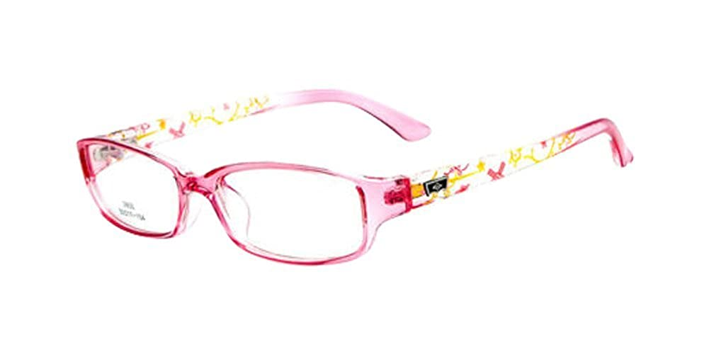 Pink New Childs Children Girl Boy Myopia Eyeglass Frame Glasses Optical Eyewear Rx