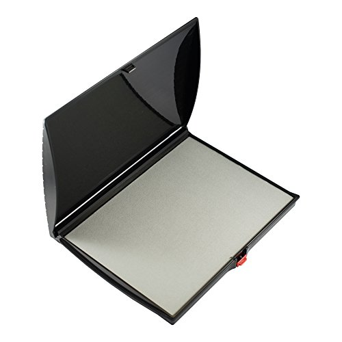 - Shiny AS-SHI0940209 Large Dry Stamp Pad, Felt Pad, Ready for Inking, Plastic Cover, S4, 5