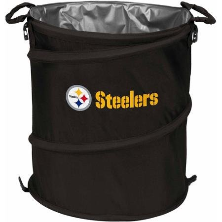 NFL Pittsburgh Steelers 3-in-1 Cooler / Trash Can / Laundry Hamper