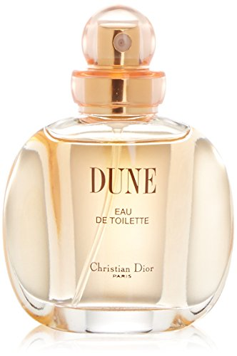 DUNE by Christian Dior Eau De Toilette Spray 1.0 oz for Women Peony Vanilla Eau De Toilette