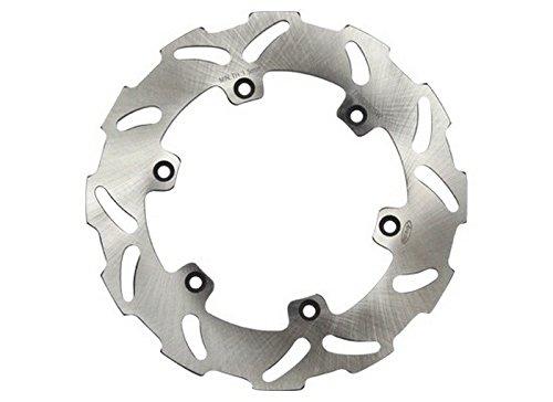 1 PC Racing Sport Motorcycle Bearing brake rotor disc Fit for SUZUKI DRZ S 400 00-01 REAR - R Black