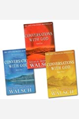 Neale Donald Walsch - Conversations with God Trilogy: 3 books Collection set (Book 1, Book 2, Book 3) Paperback
