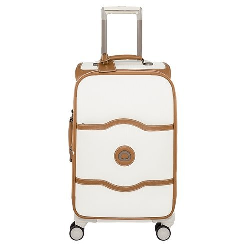 DELSEY Luggage Chatelet Softside 21 inch 4 Wheel Spinner,...