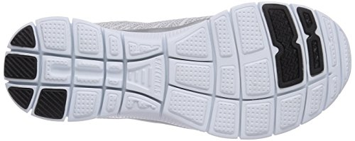 Zapatilla Mujer Blanco Weiß Material Deportiva Flex Appeal nbsp;instant Sintético De wsl Hit Skechers qTpSCxwc