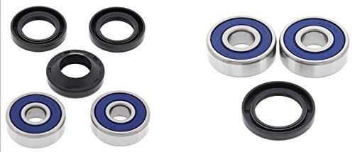 Wheel Front And Rear Bearing Kit for Honda 200cc XR200 1980 - 1984