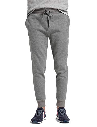 CYZ Men's Jogger Sweatpants Tracksuit Bottoms Training Running ()