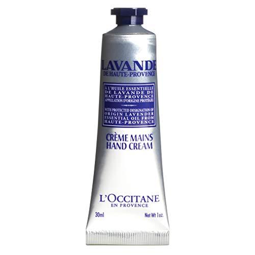 Loccitane Lavender Hand Lotion - L'Occitane Lavender Hand & Nail Cream, 1 Oz