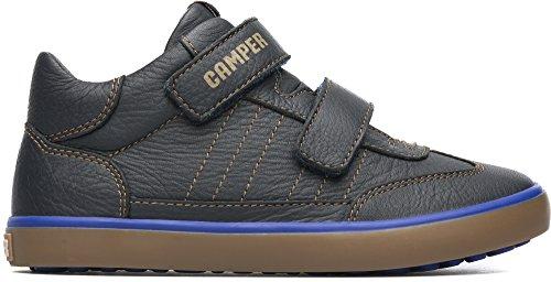 Camper Kids Pelotas Persil Low Top Sneaker (Toddler/Little Kid/Big Kid), Navy, 30 EU (12 M US Little Kid)