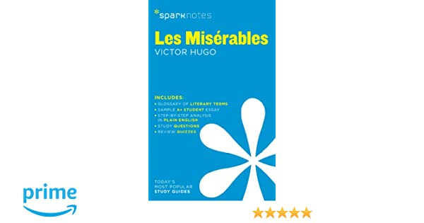 LES MISERABLES SPARKNOTES DOWNLOAD
