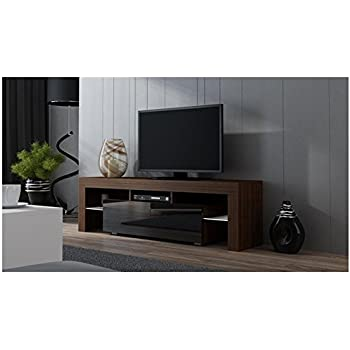 TV Stand MILANO 160 / Modern LED TV Cabinet / Living Room Furniture / Tv  Console