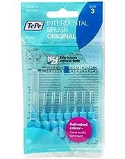 TePe P135240 inter-dentale borstels origineel blauw 0,7 mm, per 8 stuks (8 x 8 stuks)