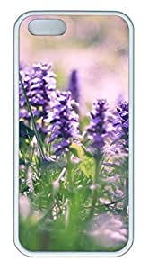 iPhone 5S Case, iPhone 5 Cover, iPhone 5S Lavender 4 Soft Cases