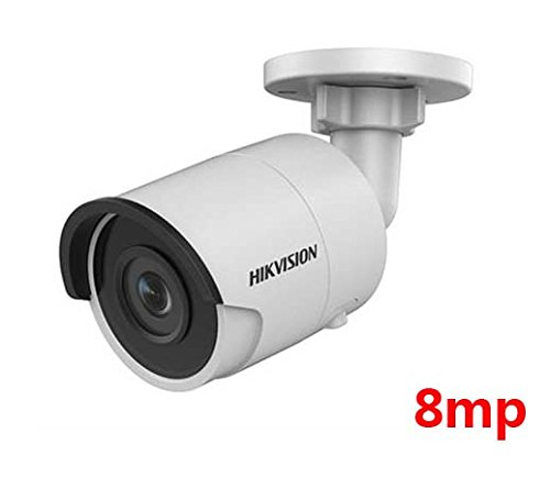Hikvision 8MP Network Bullet Camera DS-2CD2085FWD-I 2.8MM lens with H.265 PoE+ IP67 ONVIF Outdoor And Indoor IP Camera English Version Support upgrade