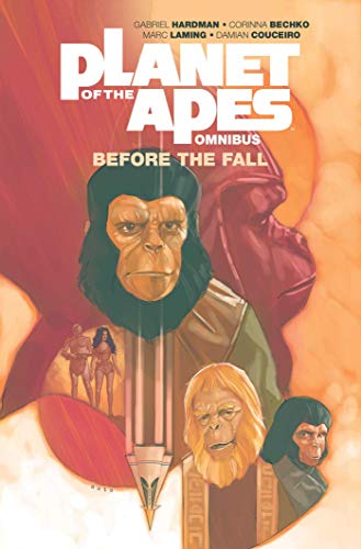 Pdf Graphic Novels Planet of the Apes: Before the Fall Omnibus