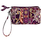 Vera Bradley Wristlet Handbag in Safari Sunset