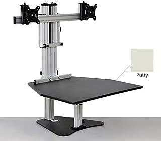 product image for Ergo Desktop ED-KE-Putty Kangaroo Elite Adjustable Height Desk