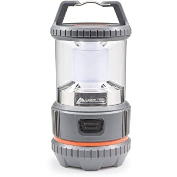 OT-400L Battery Operated Battery Not Included Lantern with Carabiner Handle, Glare-free Light, Impact-resistant Construction, Portable, Camping, Hiking, Outdoor