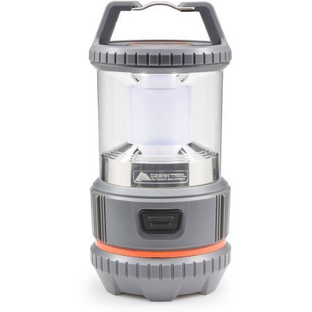 OT-400L Battery Operated (Battery Not Included) Lantern with Carabiner Handle, Glare-free Light, Impact-resistant Construction, Portable, Camping, Hiking, Outdoor