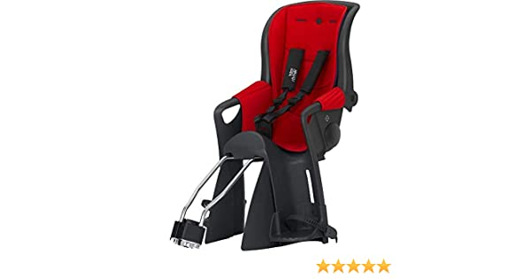 Britax Römer Jockey Relax - Silla de seguridad para bicicleta, color azul / rojo: Amazon.es: Bebé