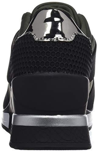 C43665 Textura Mare Lotus Vert Kaky Kaky 2 Espejo Plomo Basses Negro Sneakers Lycra 62157 Maria Femme ZwvqdUUg8