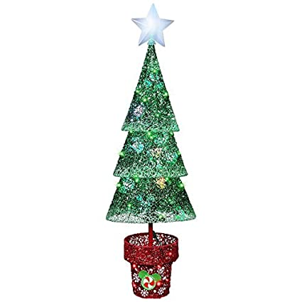 Disney Magic Holiday Color Whirl Led Christmas Tree
