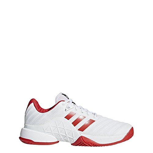 W Chaussures Barricade Femme Ftwbla 2018 Blanc 000 adidas Escarl de Tennis YwEtY