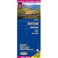 Reise Know-How Landkarte Schottland (1:400.000): world mapping project, reiß- und wasserfest