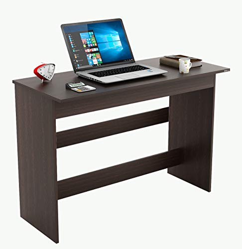 BLUEWUD Clonard Engineered Wood Study Table, Laptop, Computer Table Desk for Home & Office (Standard – Wenge)