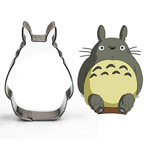 Cookie Cutter|Cake Molds|Steel Totoro Shaped Fondant Cake Biscuit Mold Sandwich Pastry Cookie Cutter Kitchen Cooking DIY Decorating Tools|By REDDEATH
