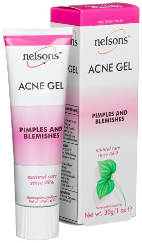 Nelsons Pure and Clear Acne Treatment Gel 1 oz