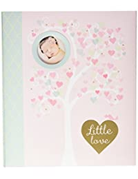 C.R. Gibson First 5 Years Loose Leaf Memory Book, Record Memories and Milestones on 64 Beautifully Illustrated Pages - Little Love BOBEBE Online Baby Store From New York to Miami and Los Angeles