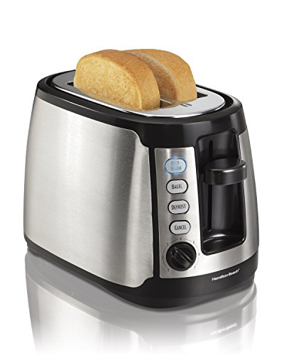 Hamilton Beach Keep Warm 2-Slice Toaster (22811)