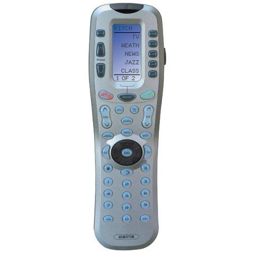 Universal Remote Control MX-350 Osiris IR/RF Remote Control