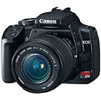 Canon Rebel XTi DSLR Camera with EF-S 18-55mm f/3.5-5.6...