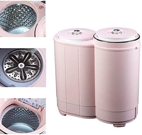QHGao Mini Poderosa Deshidratación Máquina Portátil De Lavado ...