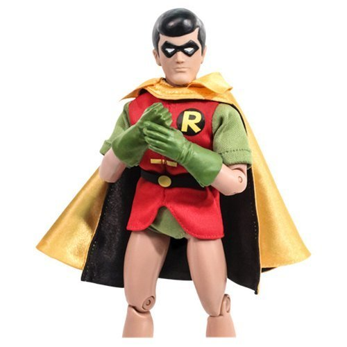 Super Friends 8-Inch Series 1 Robin 8-Inch Action Figure