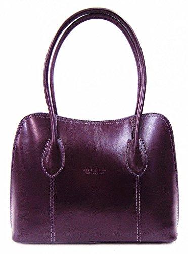 Benagio , Damen Tote-Tasche violett