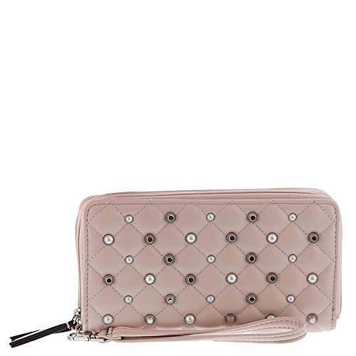 Jessica Simpson Steffi Double ZA Wallet (Jessica Leather Wallet)