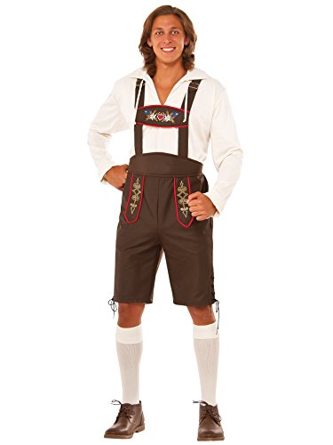 Rubie's Costume Co Beer Garden Man Costume, Multi,
